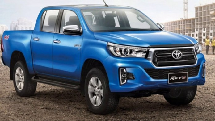 2019 Toyota Hilux USA, Philippines, Price
