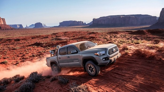2019 Toyota Tacoma Diesel USA, Release date