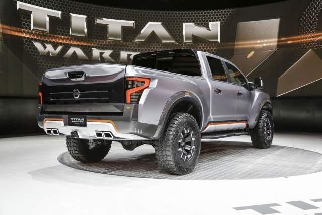 2019 Nissan Titan Warrior Xd Diesel 2019 2020 Best Trucks