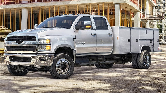 2019 Chevy Kodiak review