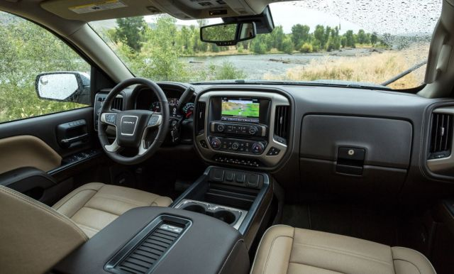 2019 gmc sierra 2500 is designed for rugged terrains