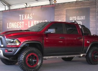 2019 Ram Rebel TRX review