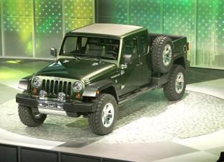 jeep gladiator pickup truck c