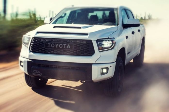 2019 Toyota Tundra TRD Pro First Look, Release Date, Video