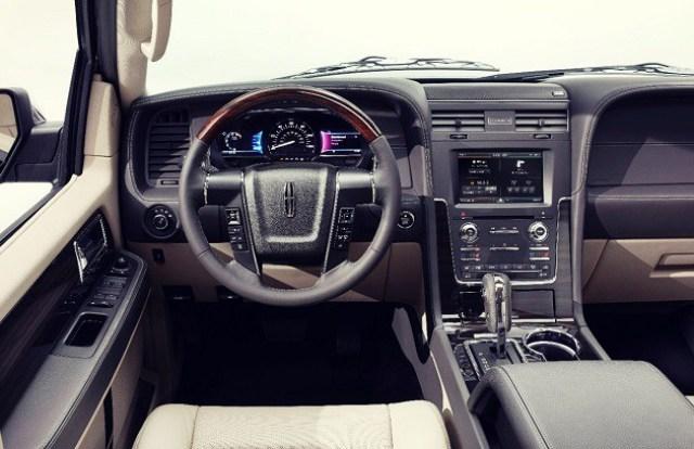 2019 Lincoln Mark LT interior