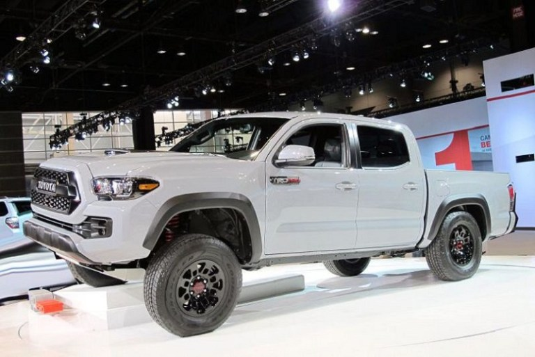 2018 Tacoma Diesel >> 2020 Toyota Tacoma Redesign Trd Pro Diesel 2019 2020