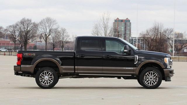 2019 Ford F250 King Ranch Interior - 2019 - 2020 Best Trucks