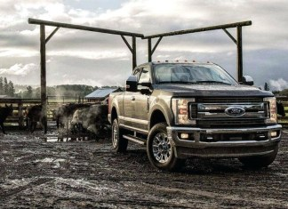 2019 Ford F250 King Ranch specs