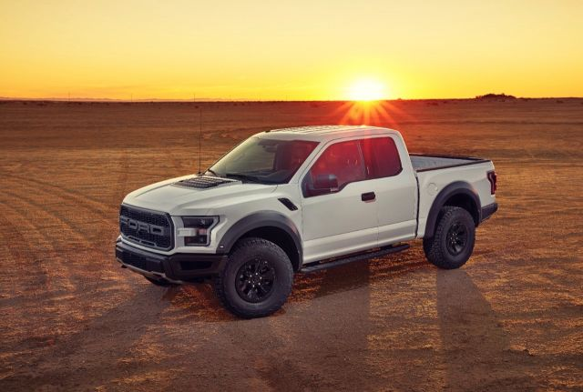 2020 Ford F 150 Raptor Will Receive A New 7 0 Liter Dohc V8 Engine