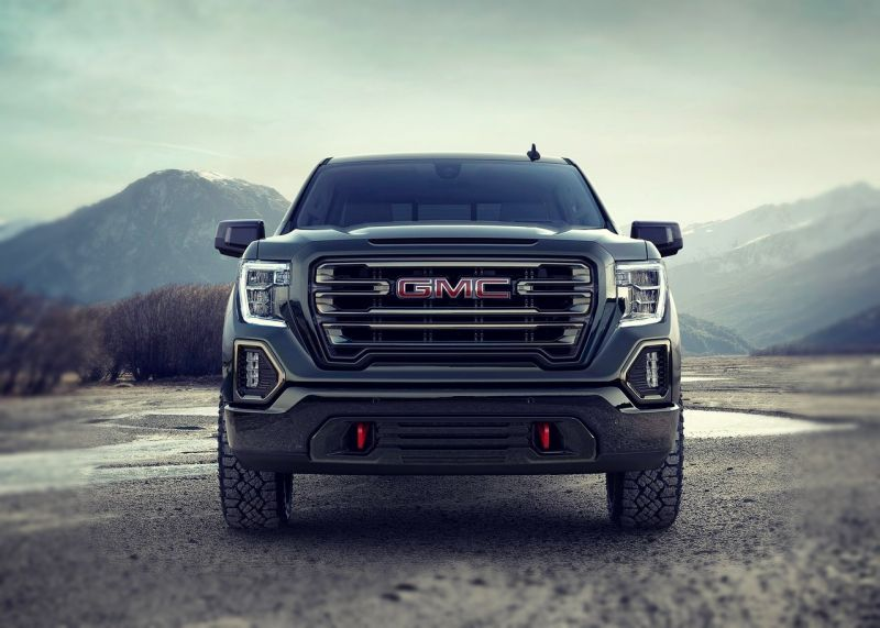 2020 gmc sierra 1500 review  towing capacity - 2019