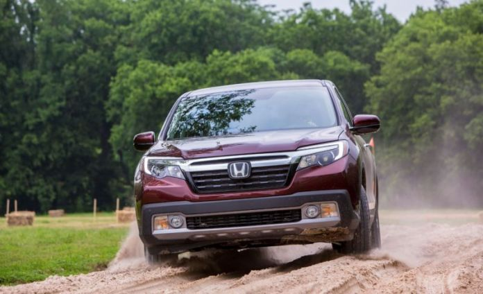 2020 Honda Ridgeline Changes, Type R model