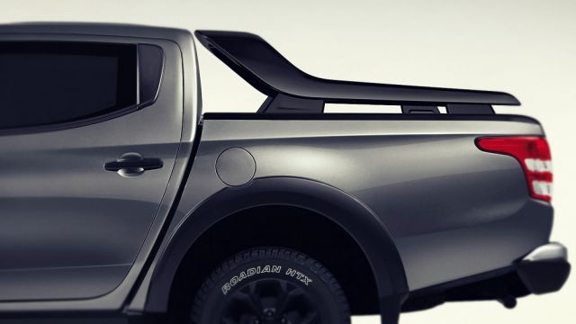 2019 Fiat Fullback Cross