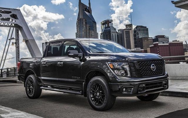 2020 Nissan Titan Changes, Midnight Edition Package - 2020 ...