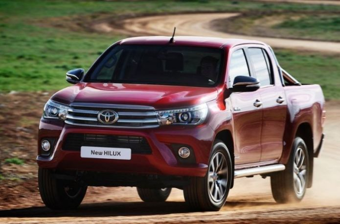2020 Toyota Hilux Facelift, Specs