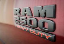 2020 Ram 2500 logo