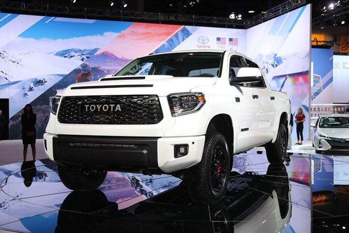 2020 Toyota Tundra TRD Pro Redesign