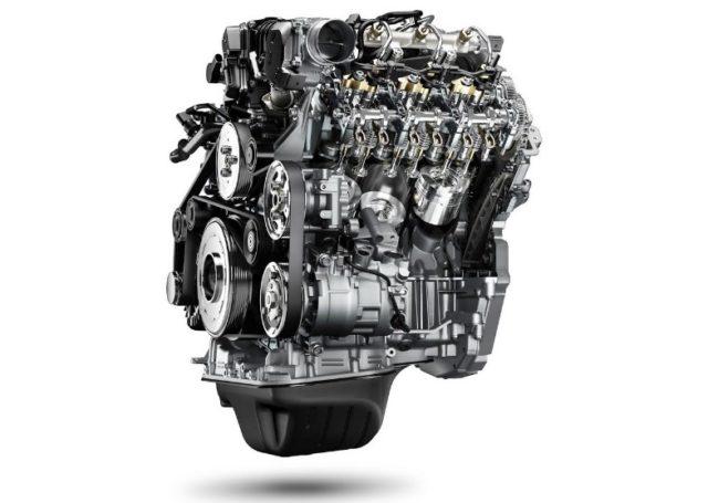 2020 VW Amarok engine