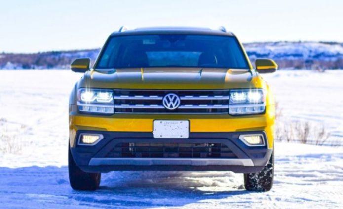 2020 VW Atlas Changes, Release Date
