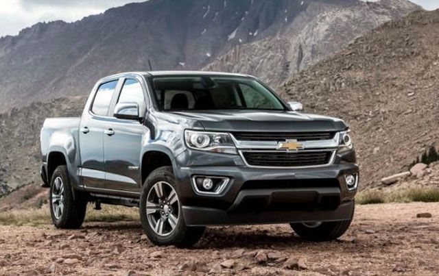 2020 Chevy Colorado Redesign Updates Zr2 Bison Review 2019