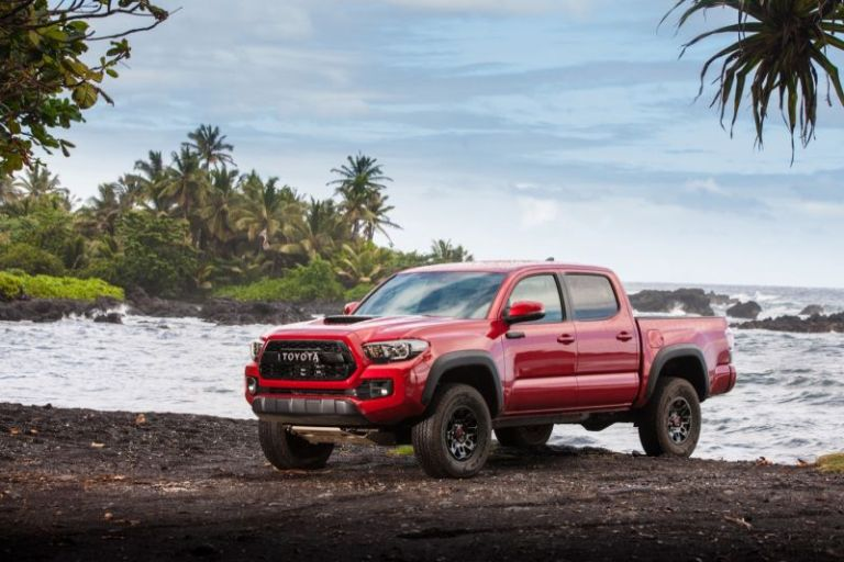2020 Toyota Tacoma Diesel to Become a Market Leader