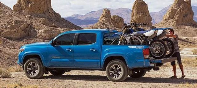 2020 toyota tacoma trd pro redesign, release date and