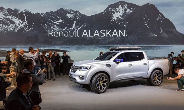 2020 Renault Alaskan Review, Engine, Specs