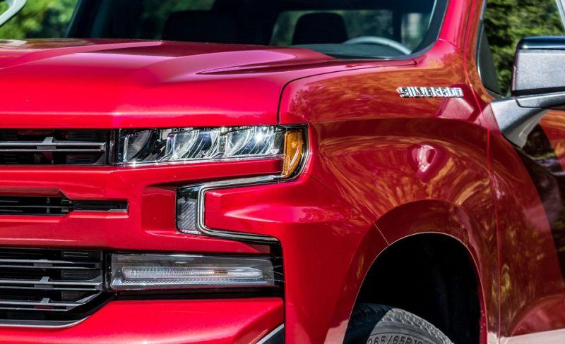 2020 Chevy Silverado 1500 RST