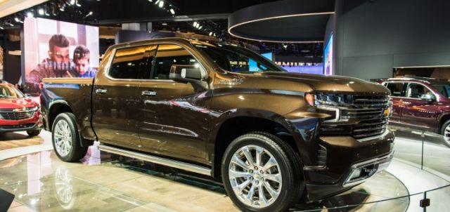 2020 Chevy Silverado 2500HD Is The New Pickup Trucks ...