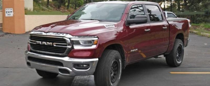 2020 Ram 1500 TRX Hellcat-Powered review