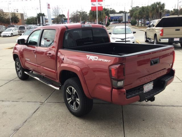 2020 Toyota Tacoma TRD Sport rear