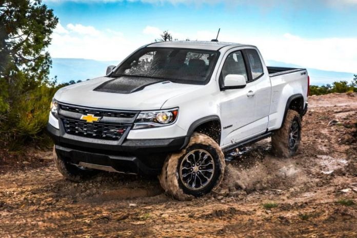 2020 Chevy Colorado ZR2: Redesign, Price, Bison Model