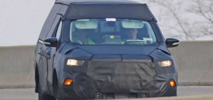 2021 Ford Courier Pickup Truck Spied, First Look