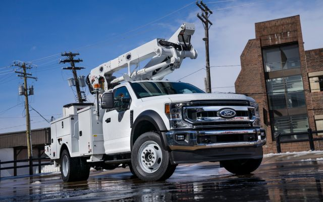 2020 Ford F-600 Is More Strong And Durable