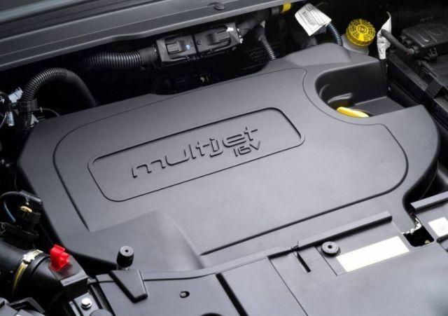 2020 Fiat Fullback Cross engine