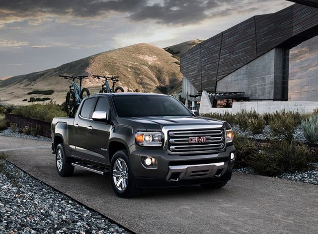Gmc Canyon Towing Capacity >> 2020 GMC Canyon Redesign, Specs - 2019 - 2020 Best Trucks