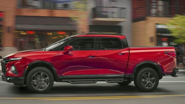 2021 Chevrolet Trailblazer Pickup Truck Rumors, Specs ...