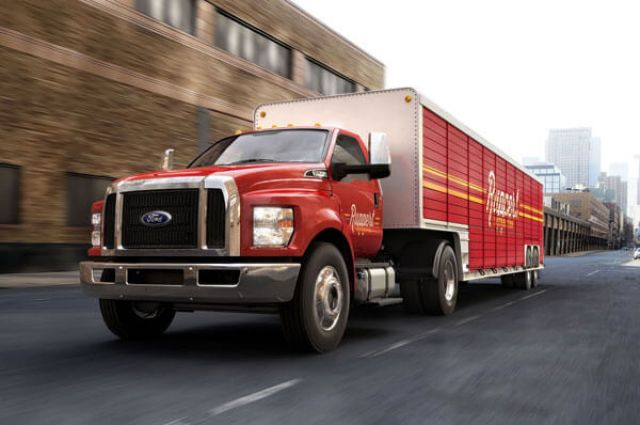 2020 Ford F-750 Redesign, Upgrades