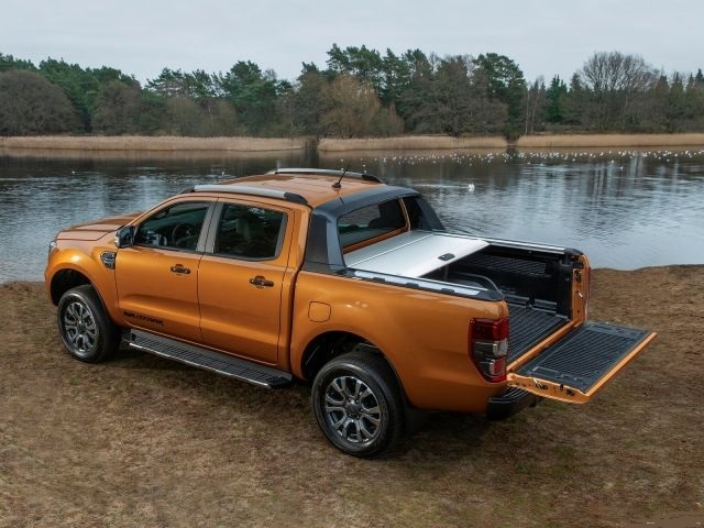 2020 Ford Ranger Wildtrak rear review