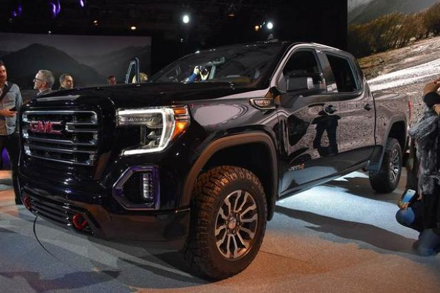 2020 GMC Canyon AT4