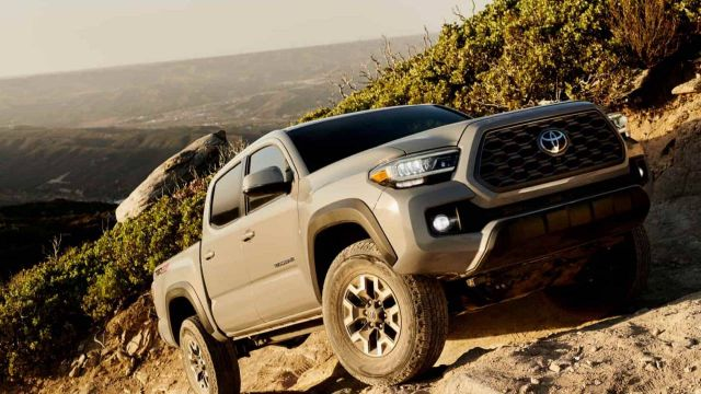 2020 Toyota Tacoma TRD Off Road front
