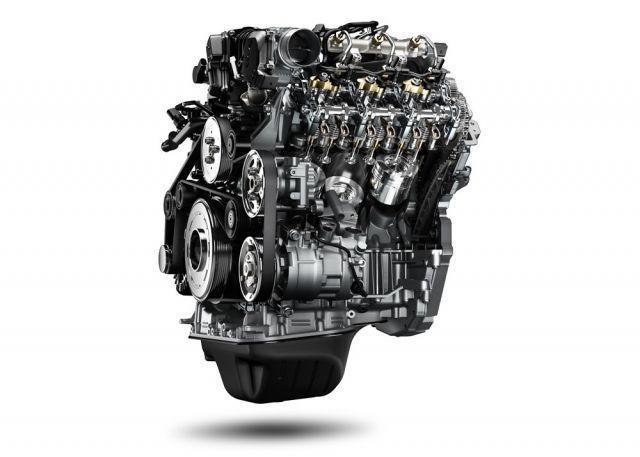 2020 Audi Pickup Truck engine
