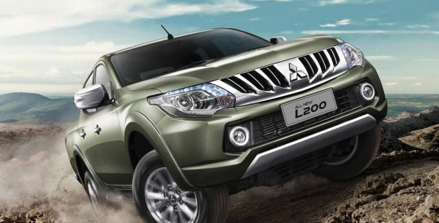 2021 Mitsubishi L200 Redesign, Changes