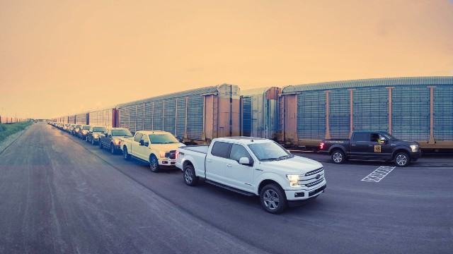 2021 Ford F-150 Electric Towing