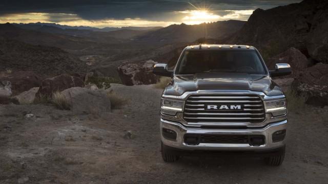 2021 Ram 2500 changes