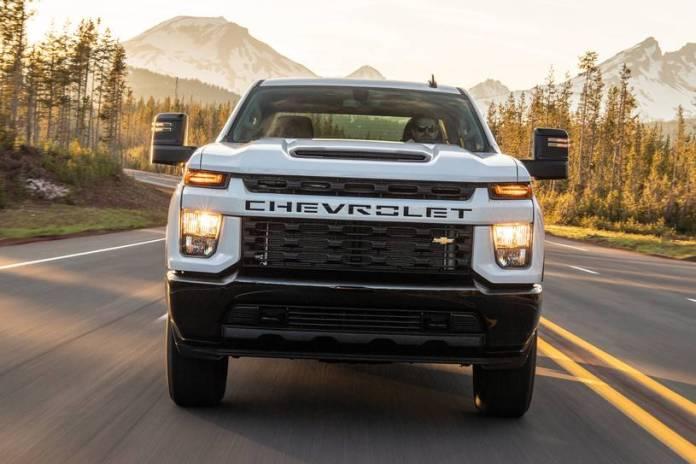 2021 Chevy Silverado 2500HD featured