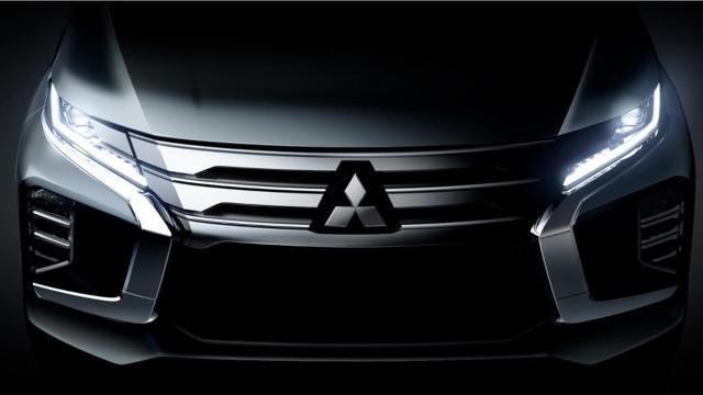 2022 Mitsubishi Triton front