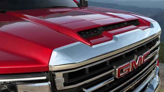 2021 GMC Sierra 3500 HD front