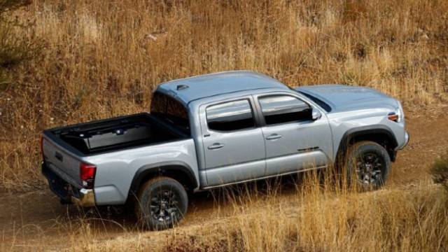 2021 Toyota Tacoma Trail Edition design