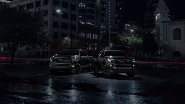 2021 Toyota Tundra Nightshade Revealed at Chicago Auto Show