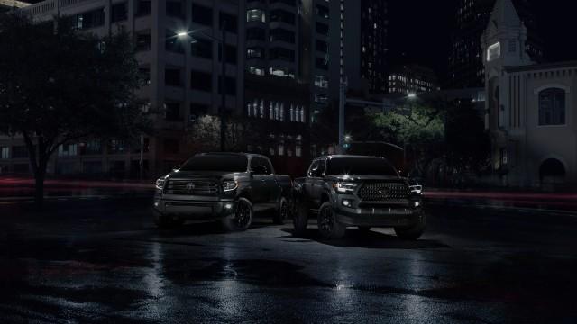 2021 Toyota Tundra Nightshade exterior